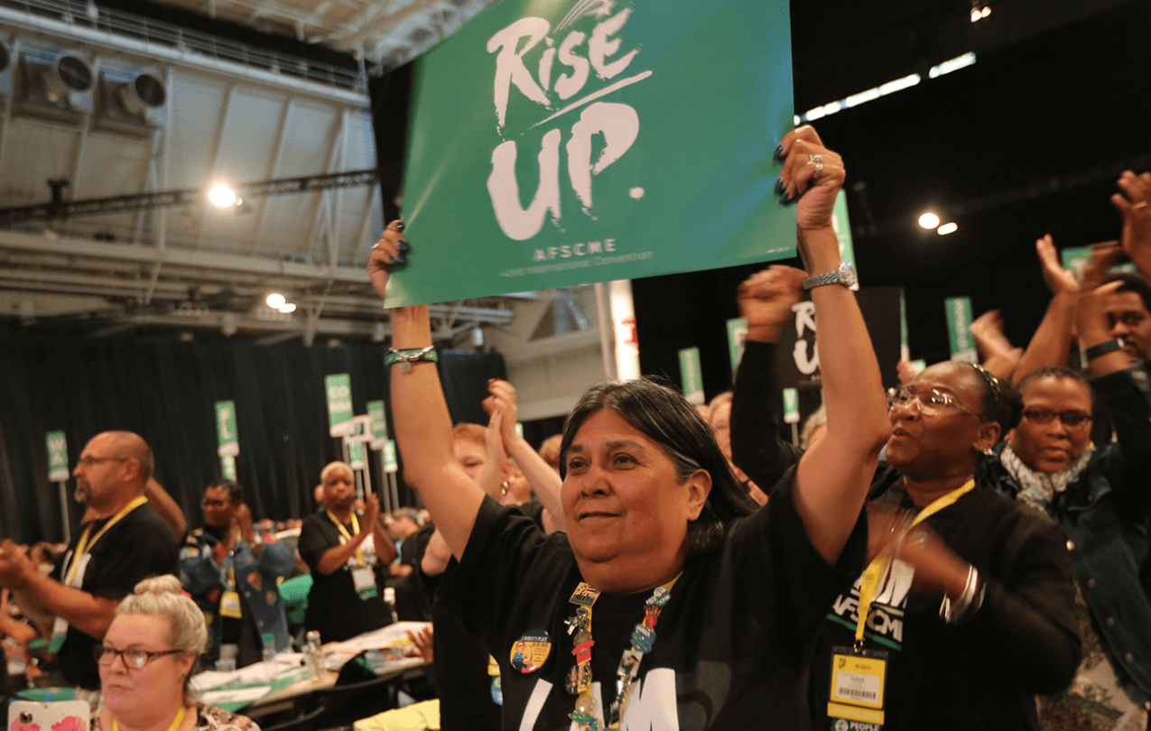 Washington State AFSCME Council 28 Victorious in Federal Court